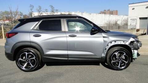2021 Chevrolet TrailBlazer for sale at AFFORDABLE MOTORS OF BROOKLYN in Brooklyn NY