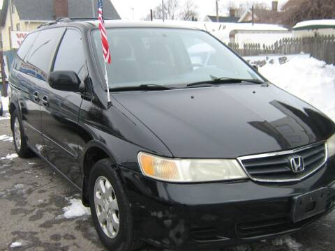 2003 Honda Odyssey for sale at JERRY'S AUTO SALES in Staten Island NY