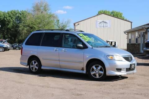 2003 Mazda MPV for sale at Northern Colorado auto sales Inc in Fort Collins CO