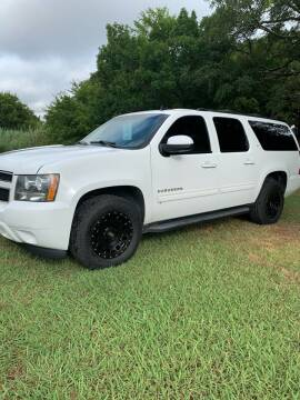 2012 Chevrolet Suburban for sale at BARROW MOTORS in Caddo Mills TX