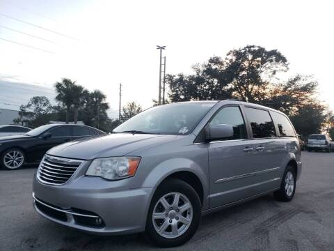2013 Chrysler Town and Country for sale at AFFORDABLE ONE LLC in Orlando FL
