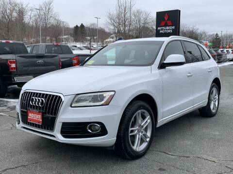 2016 Audi Q5 for sale at Midstate Auto Group in Auburn MA