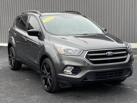 2018 Ford Escape for sale at Bankruptcy Auto Loans Now - powered by Semaj in Brighton MI