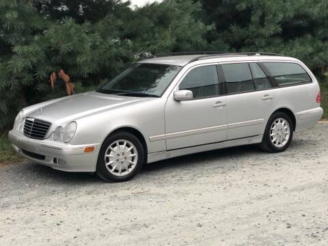 2000 Mercedes-Benz E-Class for sale at McQueen Classics in Lewes DE