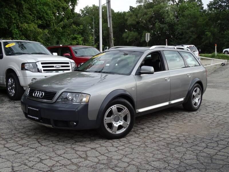 2001 Audi Allroad for sale in Elmhurst, IL