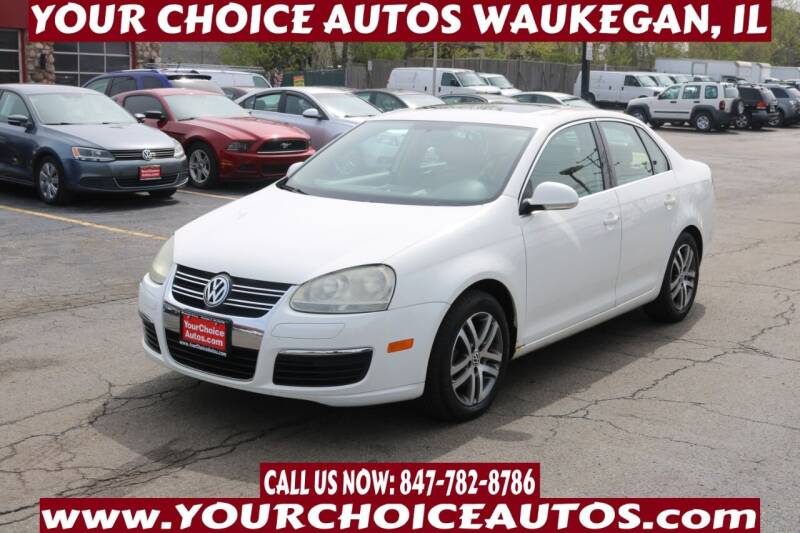 2006 Volkswagen Jetta for sale at Your Choice Autos - Waukegan in Waukegan IL