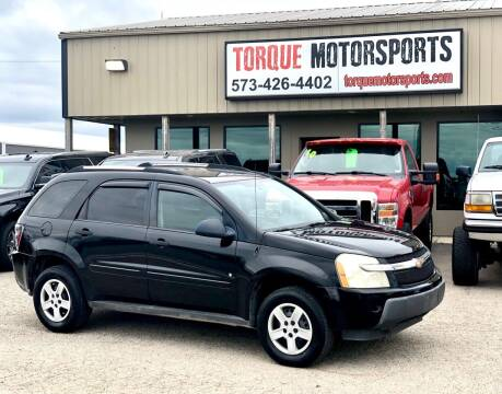2006 Chevrolet Equinox for sale at Torque Motorsports in Rolla MO
