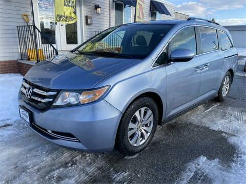 2014 Honda Odyssey for sale at Best Price Auto Sales in Methuen MA