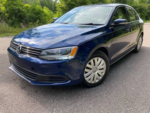2013 Volkswagen Jetta for sale at Next Autogas Auto Sales in Jacksonville FL