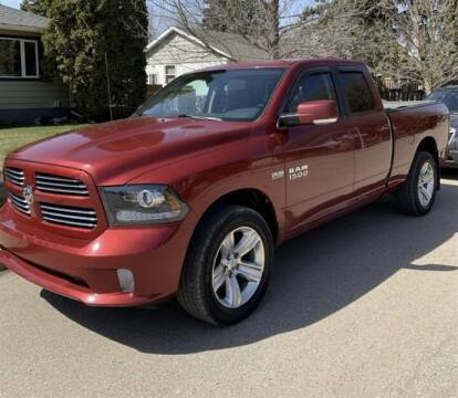 2014 RAM Ram Pickup 1500 for sale at Torgerson Auto Center in Bismarck ND