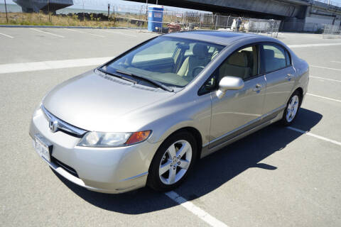 2006 Honda Civic for sale at Sports Plus Motor Group LLC in Sunnyvale CA