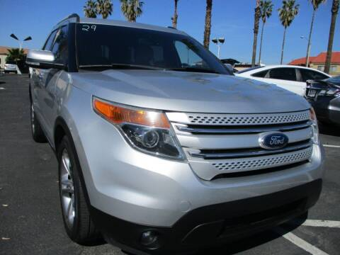 2013 Ford Explorer for sale at F & A Car Sales Inc in Ontario CA