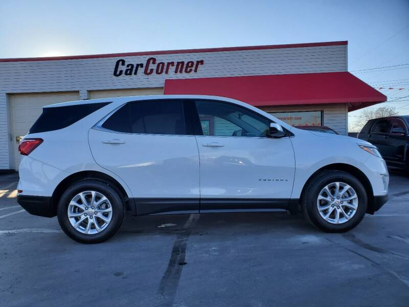 2019 Chevrolet Equinox for sale at Car Corner in Mexico MO