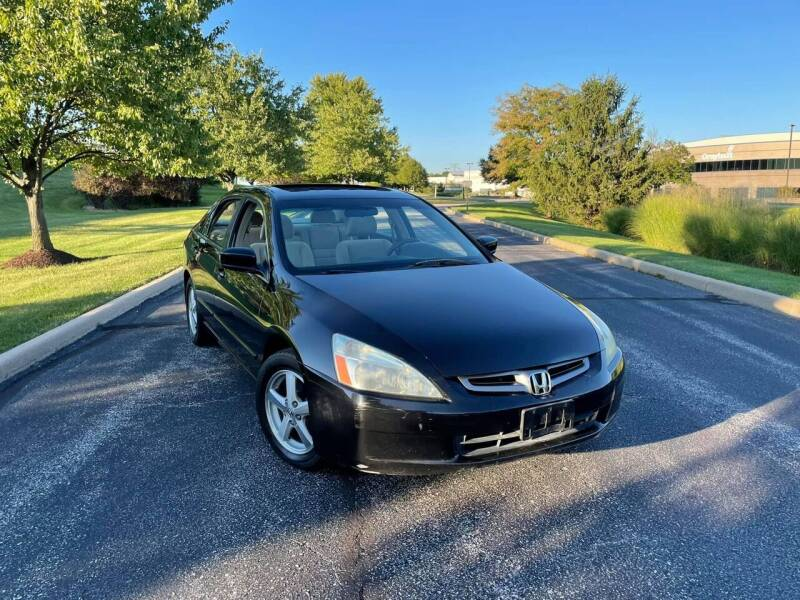 2005 Honda Accord for sale at Q and A Motors in Saint Louis MO