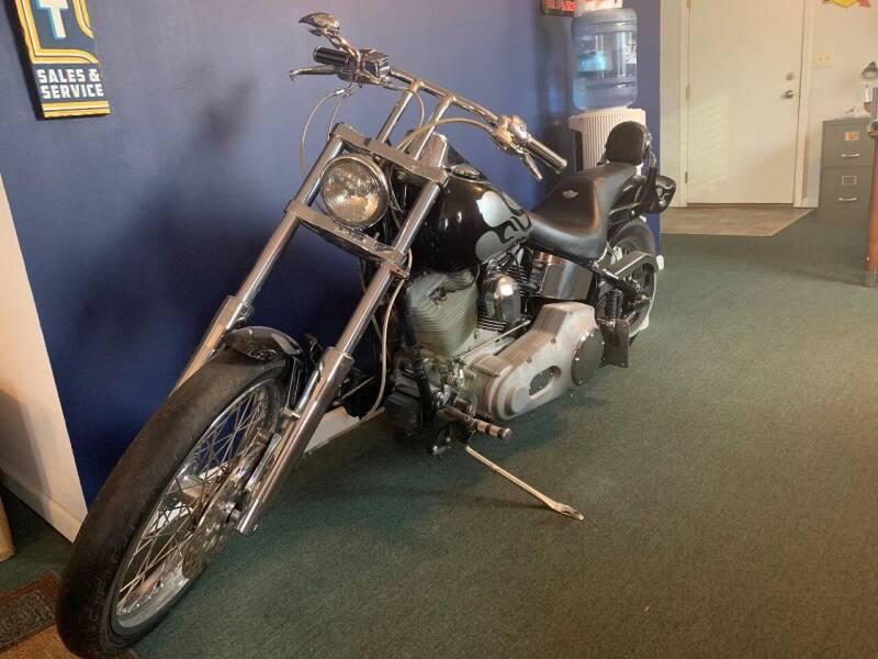 2003 Harley-Davidson SOFT TAIL