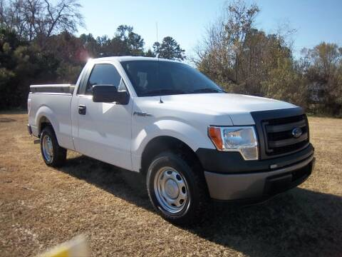 2014 Ford F150 XL Regular Cab for sale at Venture Auto Sales Inc in Augusta GA