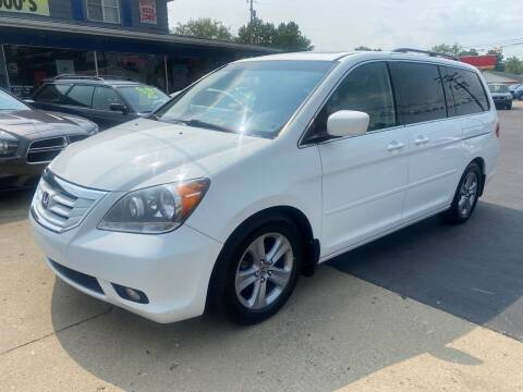 2008 Honda Odyssey for sale at Wise Investments Auto Sales in Sellersburg IN
