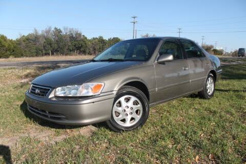 2001 Toyota Camry for sale at Elite Car Care & Sales in Spicewood TX
