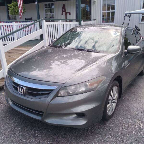2012 Honda Accord for sale at Auto Cars in Murrells Inlet SC