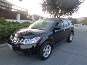 2005 Nissan Murano for sale at Inspec Auto in San Jose CA