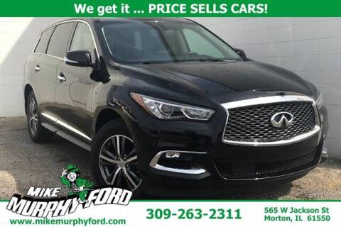 2018 Infiniti QX60 for sale at Mike Murphy Ford in Morton IL