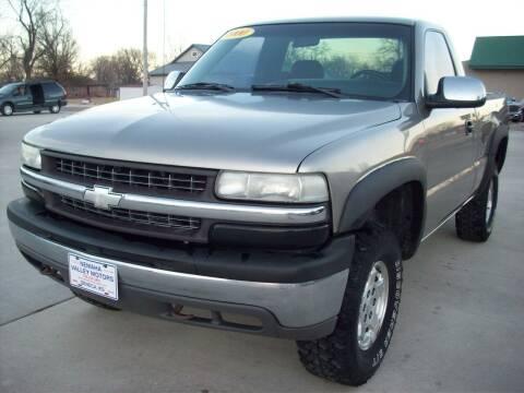 2000 Chevrolet Silverado 1500 for sale at Nemaha Valley Motors in Seneca KS