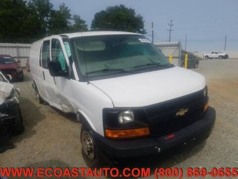 2017 Chevrolet Express Cargo for sale at East Coast Auto Source Inc. in Bedford VA