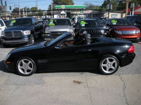 2006 Mercedes-Benz SL-Class for sale at Bob Boruff Auto Sales in Kokomo IN
