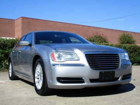 2013 Chrysler 300 for sale at Italy Auto Sales in Dallas TX