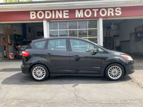 2015 Ford C-MAX Hybrid for sale at BODINE MOTORS in Waverly NY
