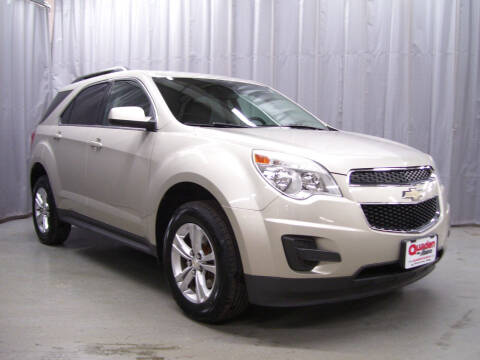 2013 Chevrolet Equinox for sale at QUADEN MOTORS INC in Nashotah WI