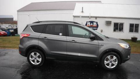 2014 Ford Escape for sale at B & B Sales 1 in Decorah IA