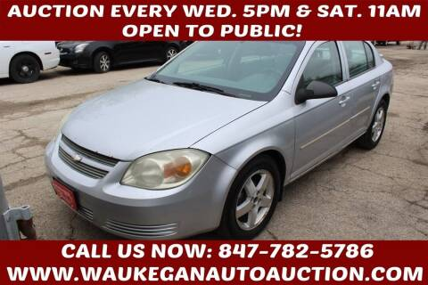 2005 Chevrolet Cobalt for sale at Waukegan Auto Auction in Waukegan IL