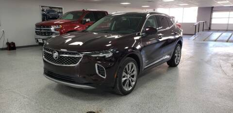 2021 Buick Envision for sale at Beloit Buick GMC in Beloit KS