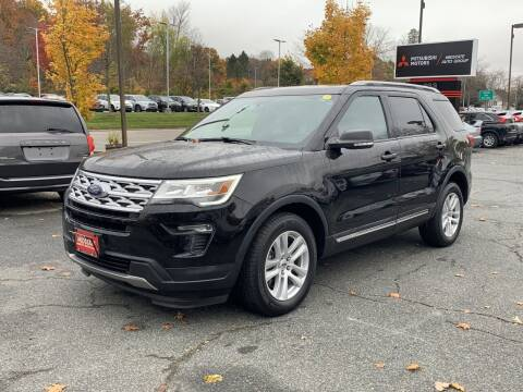 2019 Ford Explorer for sale at Midstate Auto Group in Auburn MA