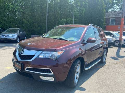 2010 Acura MDX for sale at Bloomingdale Auto Group in Bloomingdale NJ