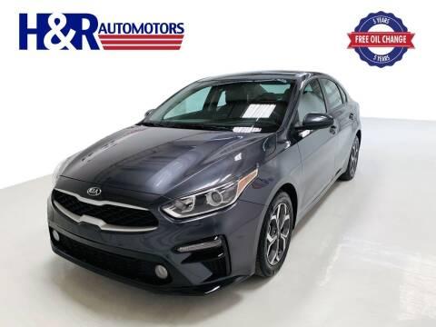 2020 Kia Forte for sale at H&R Auto Motors in San Antonio TX