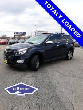 2017 Chevrolet Equinox for sale at Bachrodt on State in Rockford IL