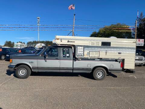 1987 Ford F-150 for sale at Affordable 4 All Auto Sales in Elk River MN