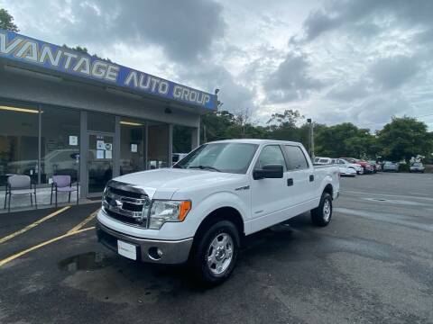 2014 Ford F-150 for sale at Vantage Auto Group in Brick NJ