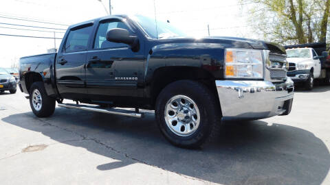 2013 Chevrolet Silverado 1500 for sale at Action Automotive Service LLC in Hudson NY