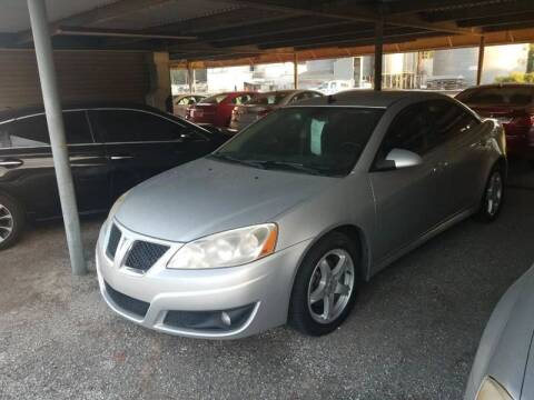 2009 Pontiac G6 for sale at Mott's Inc Auto in Live Oak FL