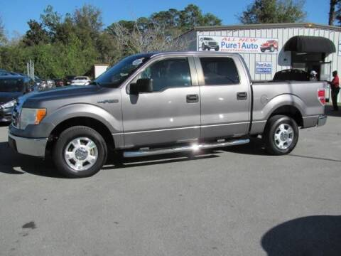 2009 Ford F-150 for sale at Pure 1 Auto in New Bern NC