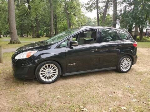 2014 Ford C-MAX Hybrid for sale at CItywide Auto Credit in Oregon OH