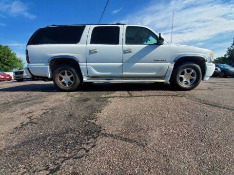 2004 GMC Yukon XL for sale at Geareys Auto Sales of Sioux Falls, LLC in Sioux Falls SD