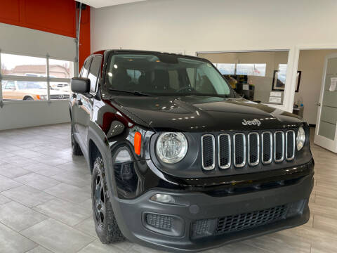 2015 Jeep Renegade for sale at Evolution Autos in Whiteland IN