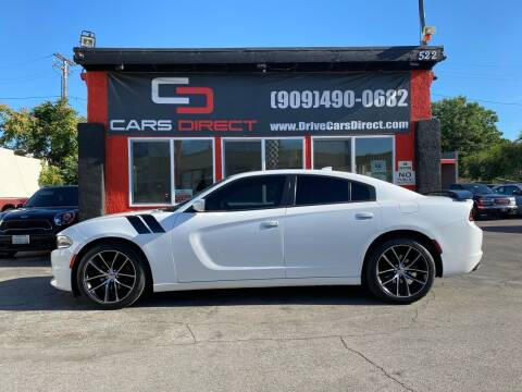 2015 Dodge Charger for sale at Cars Direct in Ontario CA