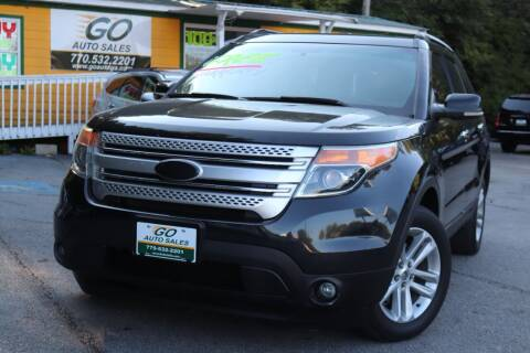2011 Ford Explorer for sale at Go Auto Sales in Gainesville GA