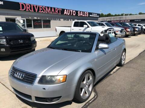 2006 Audi A4 for sale at DriveSmart Auto Sales in West Chester OH