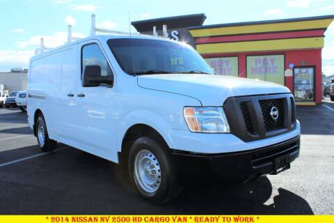 2014 Nissan NV Cargo for sale at L & S AUTO BROKERS in Fredericksburg VA